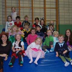 Kinderturnen Karneval