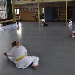 Taekowondo-Prüfung